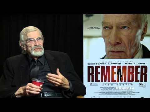 Martin Landau Interview   Remember