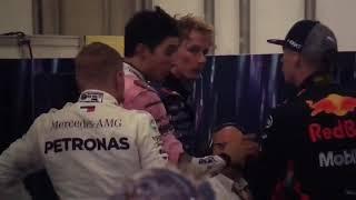 Verstappen vs. Ocon after Brazil GP (Formula 1 race 11/11/2018)