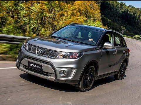 Suzuki Vitara 2017 - YouTube
