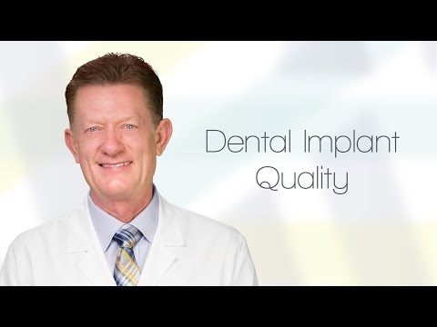 Dental Implant Quality Information in Odessa TX | Permian Basin Oral Surgery & Dental Implant Center