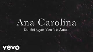 Baixar Ana Carolina - Eu Sei Que Vou Te Amar (Lyric Video)