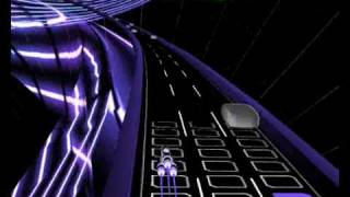 Audiosurf - Split enz - Conflicting emotions