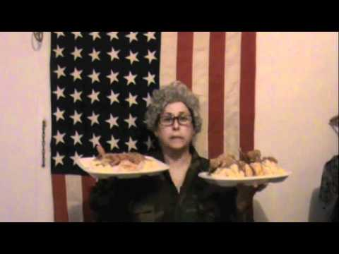 The Granny Commando Show & the Liberal Conservative language issue