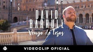David Barrull - Vengo de lejos (Videoclip Oficial)