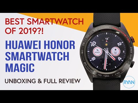 Honor Magic Watch 2 Full Review: More Fitness Less Smart from YouTube · Duration:  12 minutes 4 seconds