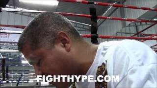 ROBERT GARCIA SAYS AL HAYMON AND PBC TAKE CARE OF BRANDON RIOS BETTER THAN TOP RANK