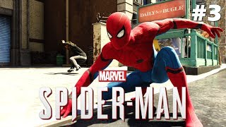[Spider-Man 蜘蛛侠 PS4] #3 Live Gamplay 直播!