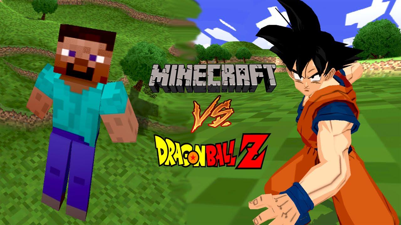 Dragon Ball Z Mod: Minecraft Dragon Block Z Mod Showcase ...