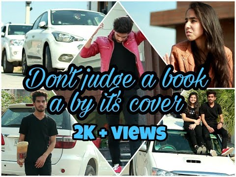 Don't judge a book by it's cover    Krish Saini   