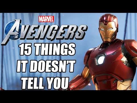 15 Beginners Tips And Tricks Marvel's Avengers Doesn't Tell You