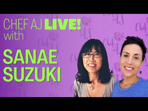 Sanae S Miracle How A Plant Based Diet Healed Ovarian Cancer And Sweet Potato Cookies Youtube