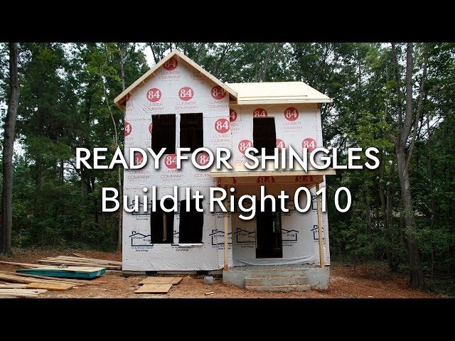 Ready for Roofing | #BuildItRight 010