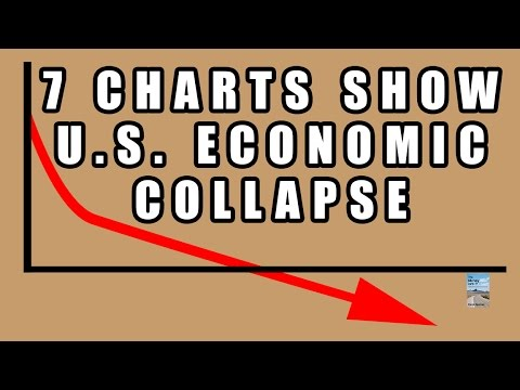 7 Charts Show U.S. Economic Collapse is ON and Being Covered Up!