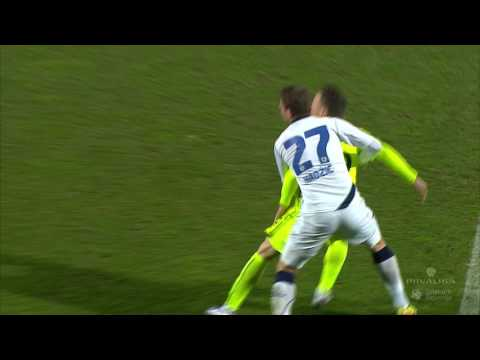 22. krog: Koper - Celje 1:1; Prva liga Telekom Slovenije 2016/17