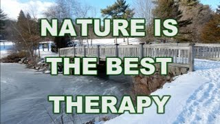Nature is the best Therapy ~ River Bend Farm ~ 1/18/16