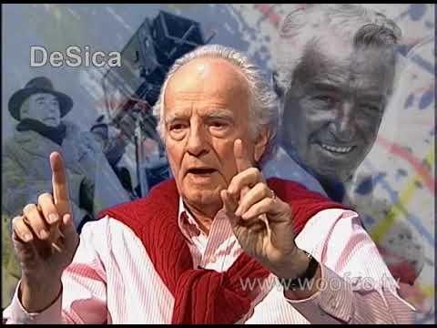 Peter Baldwin on Vittorio DeSica part 2