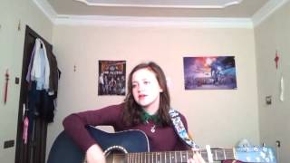 One Lonely Visitor cover by Prisca