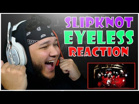 🎤 Hip-Hop Fan Reacts To SlipKnot - Eyeless 🎸