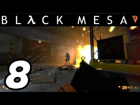 """Black Mesa   E08   """"We've Got Hostiles!"""" (1080p60 Gameplay / Walkthrough)"""
