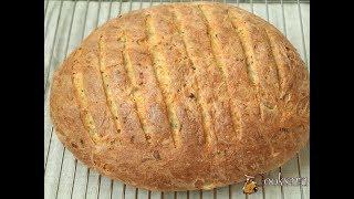 Кабачковый хлеб   очень вкусный и ароматный хлеб