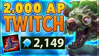 *2,000+ AP* THIS DAMAGE IS INSANE (HILARIOUS) - BunnyFuFuu