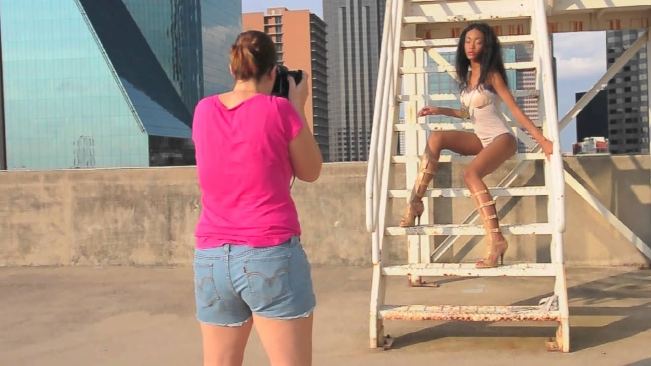 13th Floor Fashion Shooting In Dallas