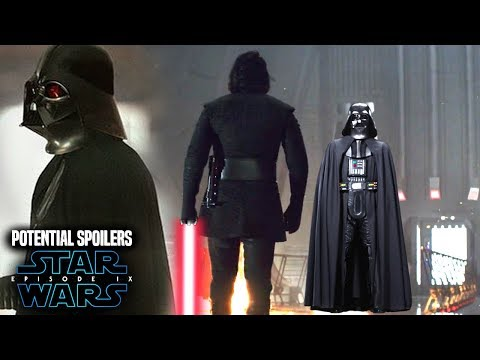 Star Wars Episode 9 Darth Vader! Potential Spoilers & More