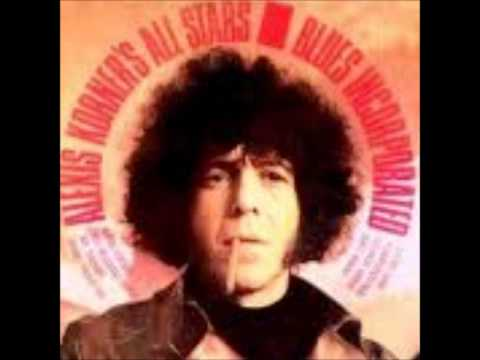 Alexis Korner -Watermelon Man 1967
