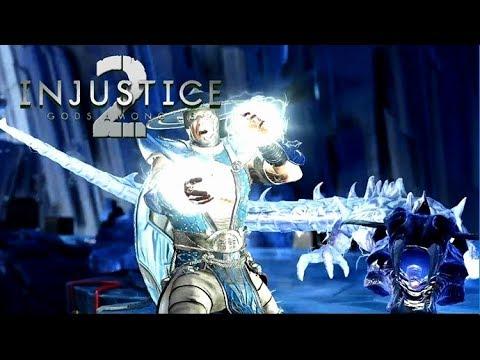 MKX??? [Injustice 2] [Online Matches 01] |