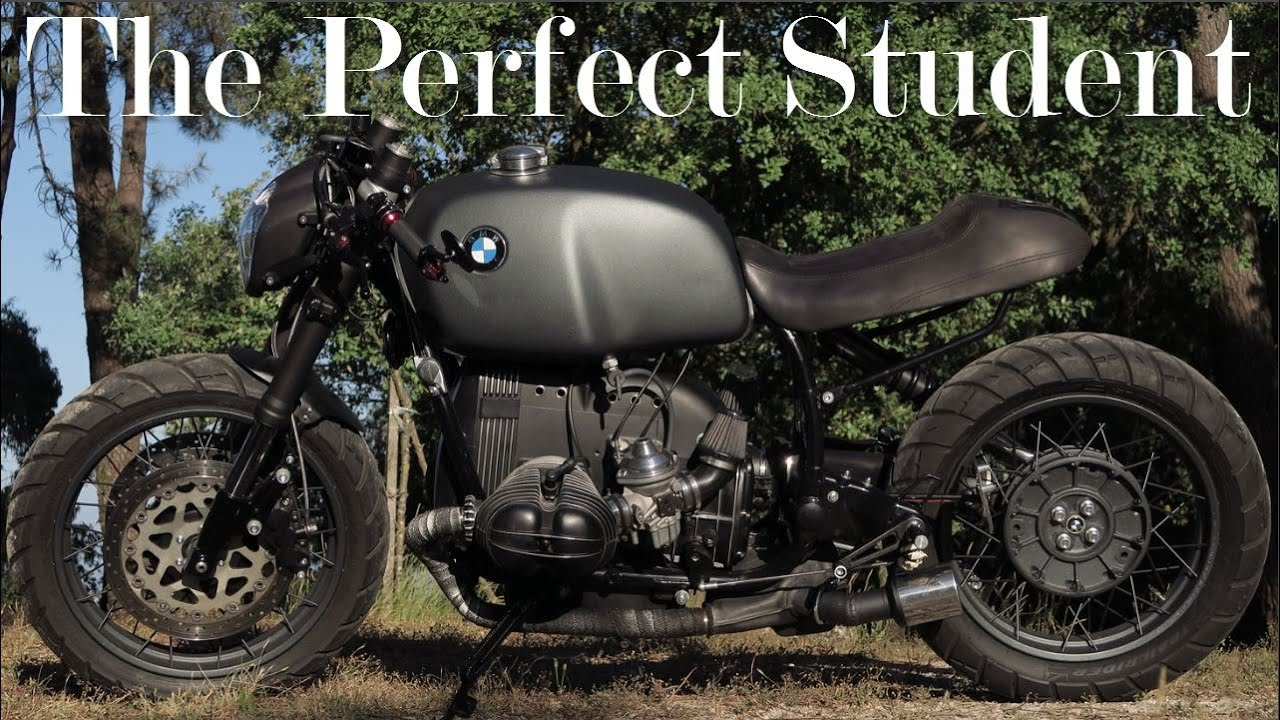 Cafe Racer BMW R100 R By Curteskin Atelier