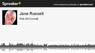 Jane Russell (made with Spreaker)