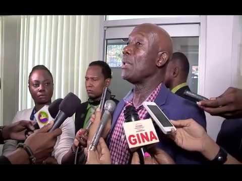 Prime Minister Rowley Media Interview - Georgetown, Guyana (July 2016)
