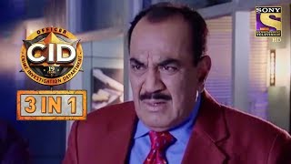 CID | Episodes 830 To 832 | 3 In 1 Webisodes
