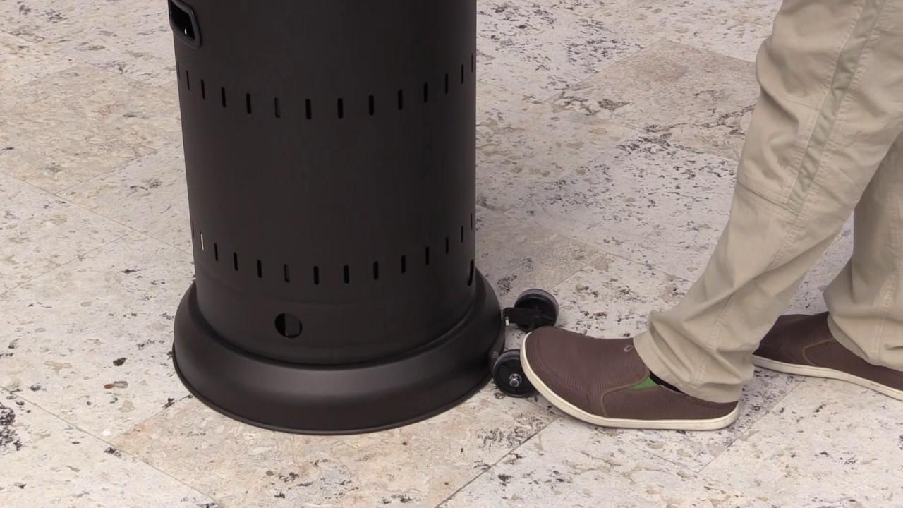 #60788 Mocha Finish Commercial Patio Heater
