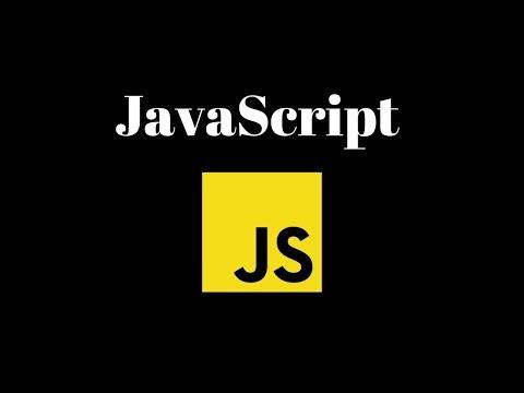 Learn Javascript Tutorial for Beginners 2019 thumbnail