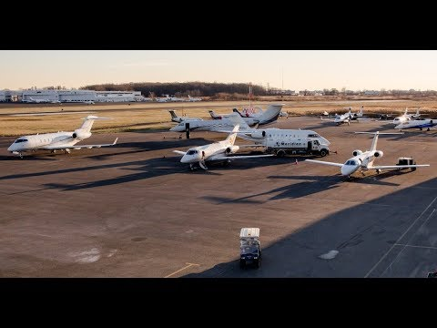 Teterboro Airport Steeped in Glamour, History and Noise