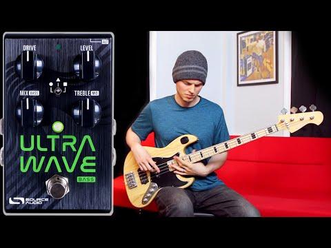 ULTRAWAVE Multiband BASS Processor // Demo by Nate Navarro