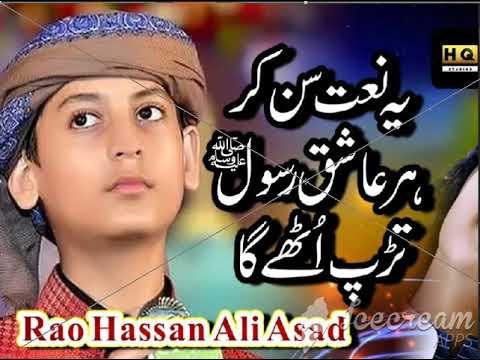 Rao Hassan Ali Asad - New Naat 2019 - Meri Sarkaar Meri Baat - Official Video - Kidz Kalam 2019