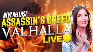 Assassin's Creed Valhalla - LIVE - Techno Viking