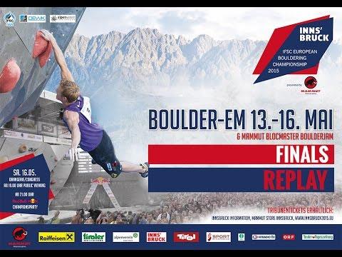 IFSC BWC Innsbruck Finals