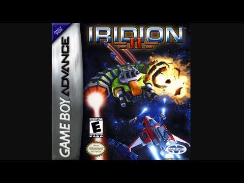 GBA Longplay #33: Iridion II