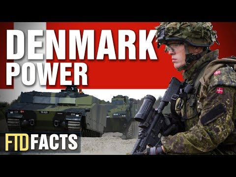 How Much Power Does Denmark Have?