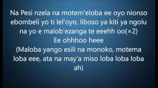 """Sandra MBUYI feat Michel BAKENDA  """"MALOBA EZANGA TE""""  Paroles/Lyrics"""