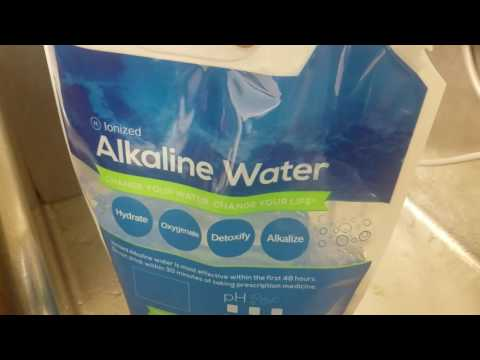 What is the best alkaline water to drink? | Watch how we do it!