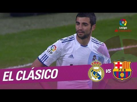 El Clásico - Resumen de Real Madrid vs FC Barcelona (1-1) 2010/2011