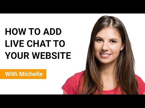How To Create & Install Live Chat To Your Website In Under 5 Mins