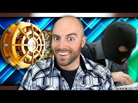 The 10 BIGGEST Things Ever STOLEN!