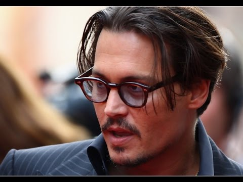Hairstyle Johnny Depp