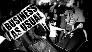 BUSINESS AS USUAL - PREJUDICE (DEMO 2011)