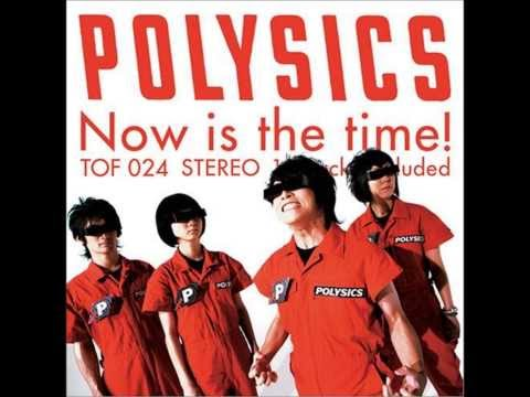 POLYSICS - Now Is The Time! - 6. Wild One mp3